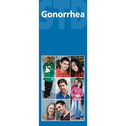 Gonorrhea Educational Pamphlets