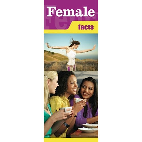 Female Facts Educational Pamphlet