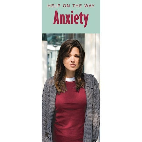 Anxiety: Help On The Way Pamphlet