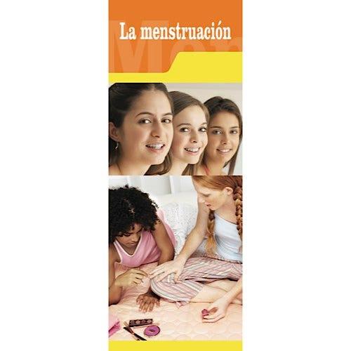 La Menstruacion (Menstration Facts Spanish) Information Brochure