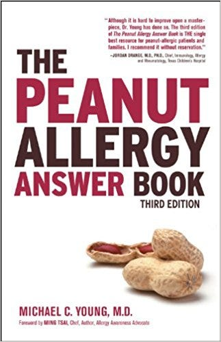 The Peanut Allergy Answer Book, 3rd Edition by Micheal C. Young
