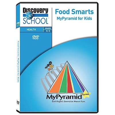 Food Smarts: My Pyramid for Kids