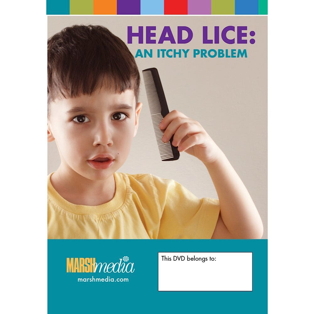 Head Lice:  An Itchy Problem