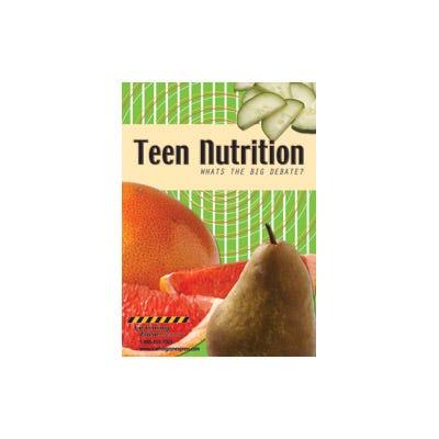 Teen Nutrition: What's the Big Debate? DVD