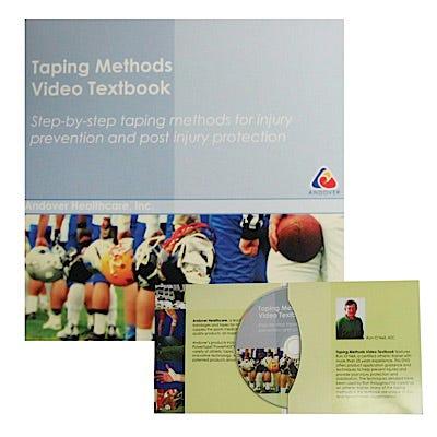 Taping Methods Video Textbook, DVD