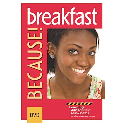 Breakfast Because DVD