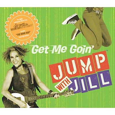 Jump with Jill Get Me Goin' CD