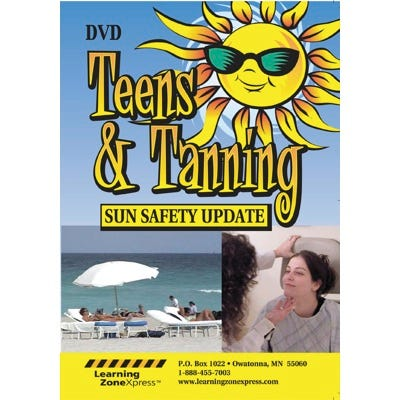 Teens and Tanning DVD