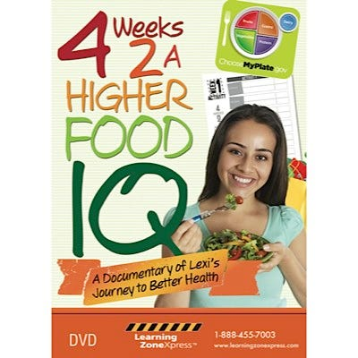 4 Weeks to a Higher Food IQ DVD