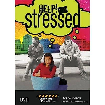 Help! I'm stressed! DVD