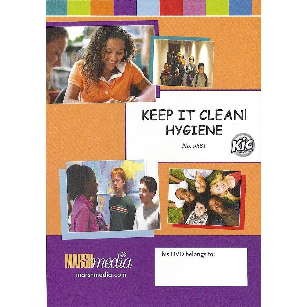 Keep it Clean DVD