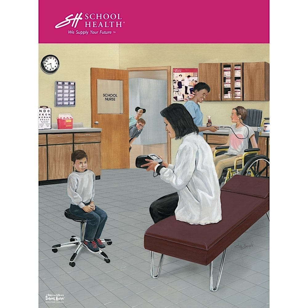 2018 Health Services Catalog Poster