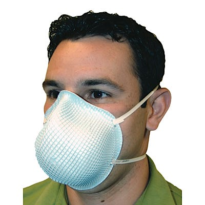 Inovel 1500 Series N95 Healthcare Respirator and Surgical Masks