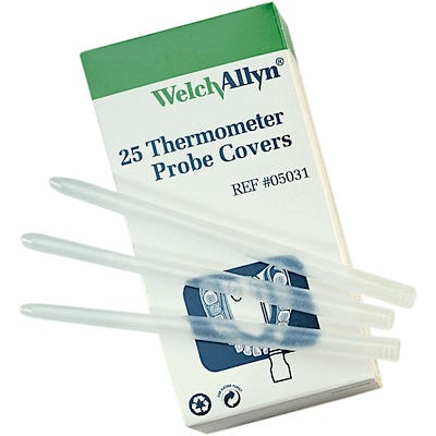 Probe Covers for Welch Allyn SureTemp Thermometer 1000/Case