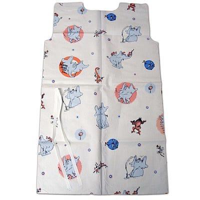Pediatric Exam Gowns, Printed Design