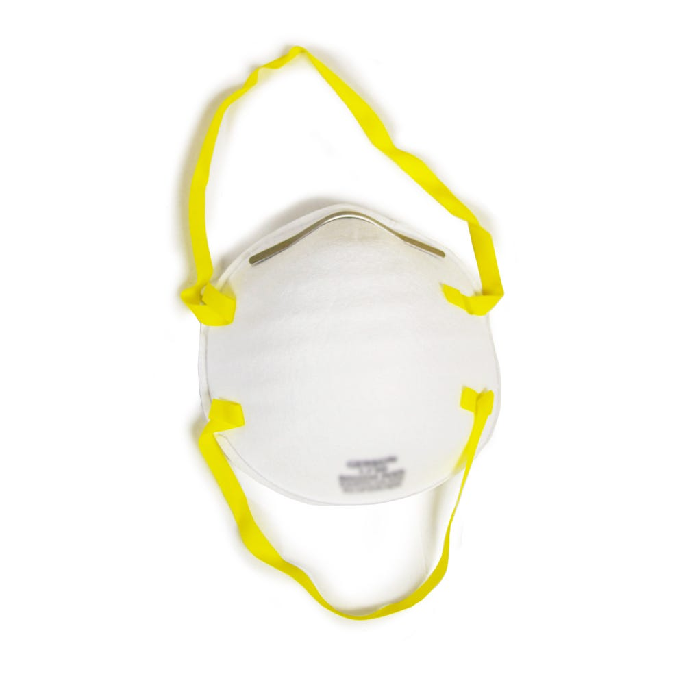 N95 Cone-Style Face Mask 20/Box
