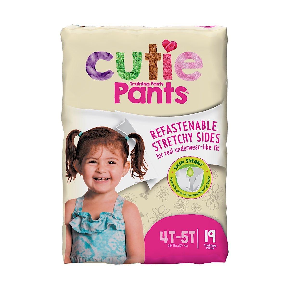 Cuties Training Pants in Bags