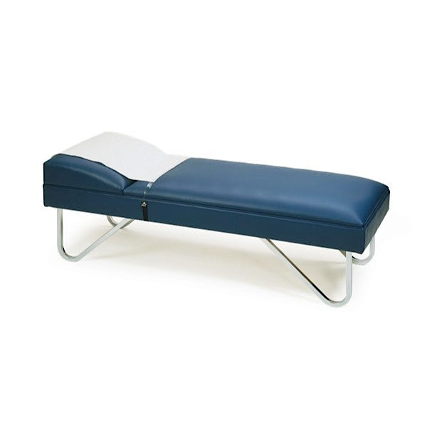 """Varsity Recovery Couches with Chrome Legs 72""""L x 27""""W x 20""""H"""