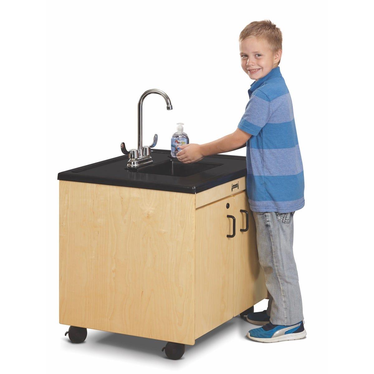 Portable Sink Handwashing Station