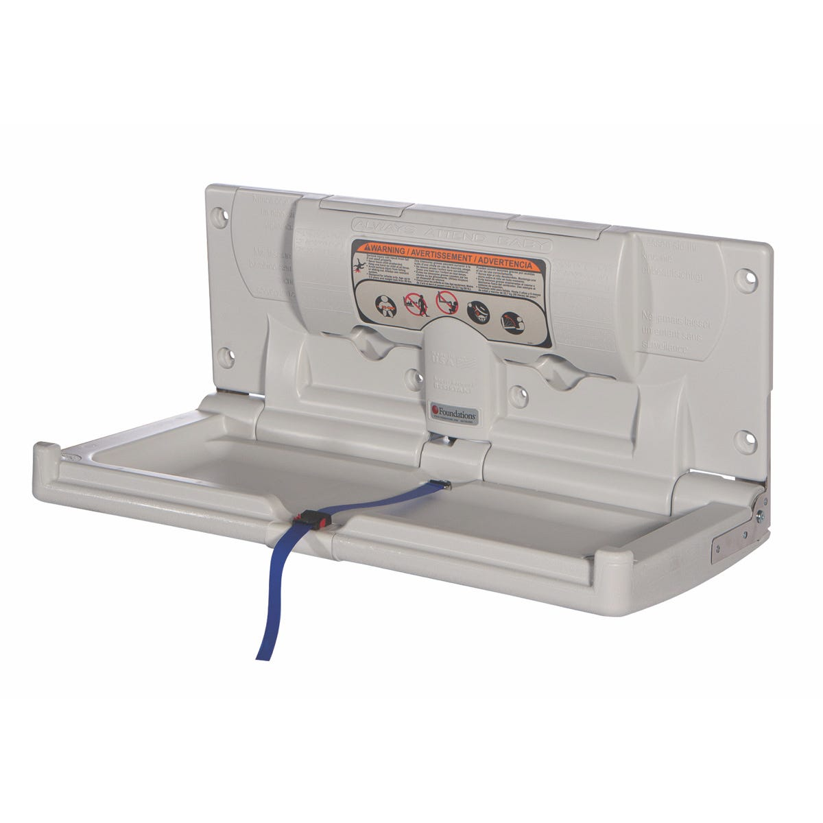Wall Mount Changing Stations