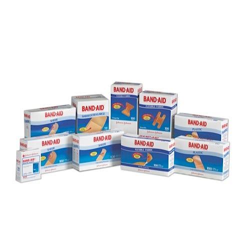 Johnson & Johnson BAND-AID Adhesive Bandages