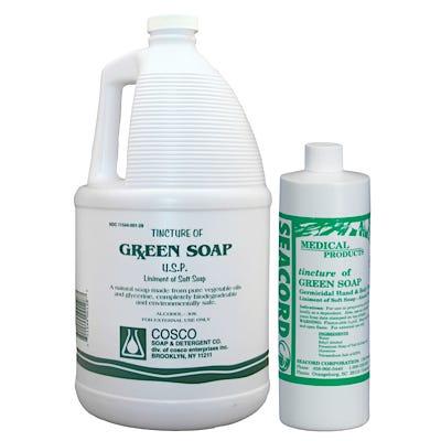 Green Soap Germicidal Shampoo
