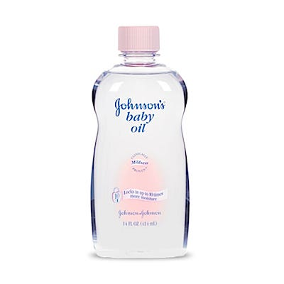 Johnson's Baby Oil, 14 oz.