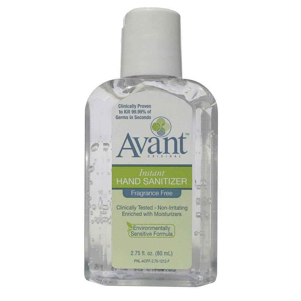 Avant Original Fragrance-Free Instant Hand Sanitizer, 2 oz.