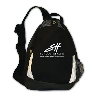 School Health Messenger Bag