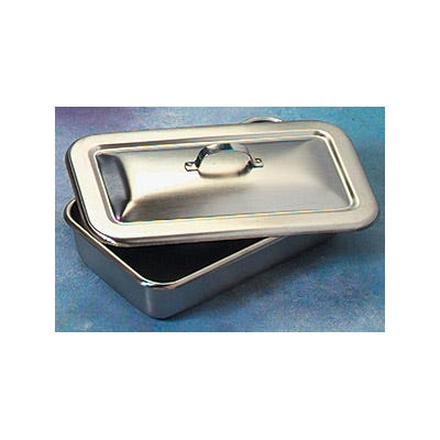 Covered Instrument Tray