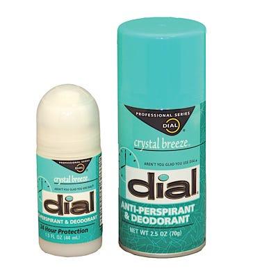Dial Anti-Perspirant & Deodorant