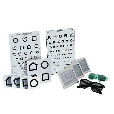 Oklahoma Vision Screening kit