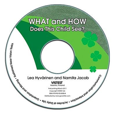 What and How Does This Child See? Instructional Book and CD-rom
