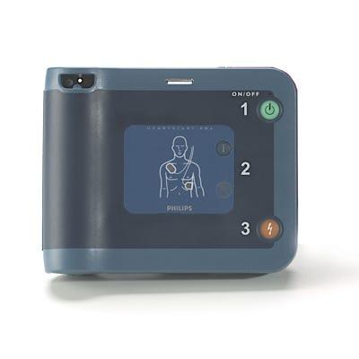 Philips HeartStart FRx AED with Waterproof Carry Case (861304-C03)
