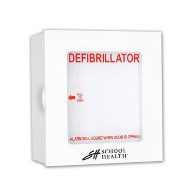 School Health AED Wall Cabinet