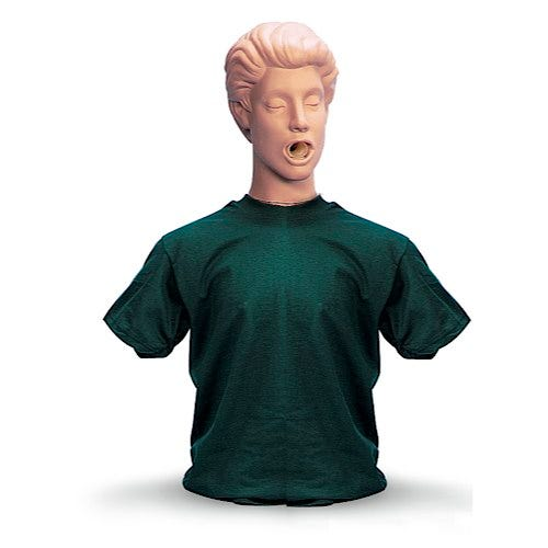 Simulaids Adult Size Choking Manikin w/Carry Bag