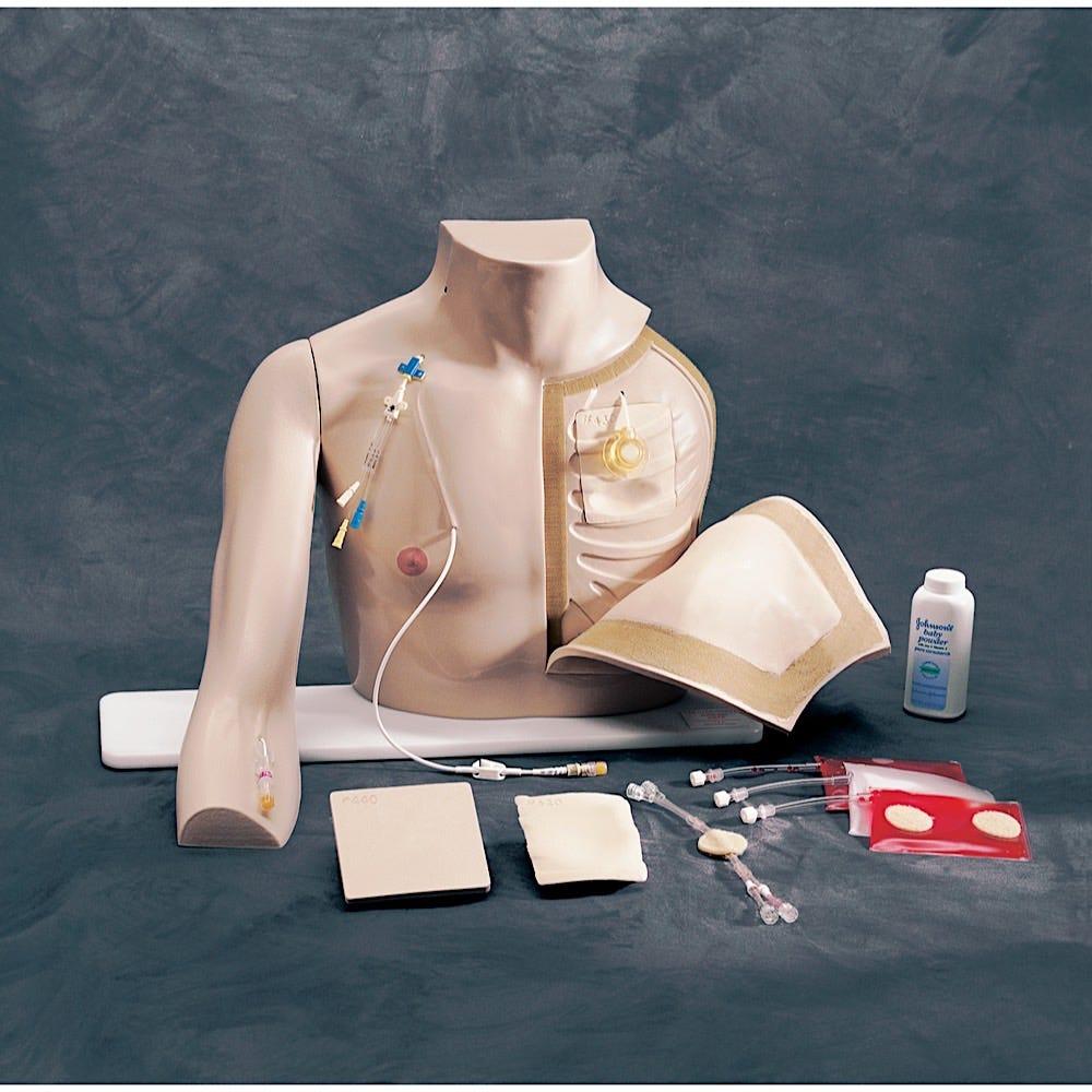 Laerdal Chester Chest, Vascular Access Manikin
