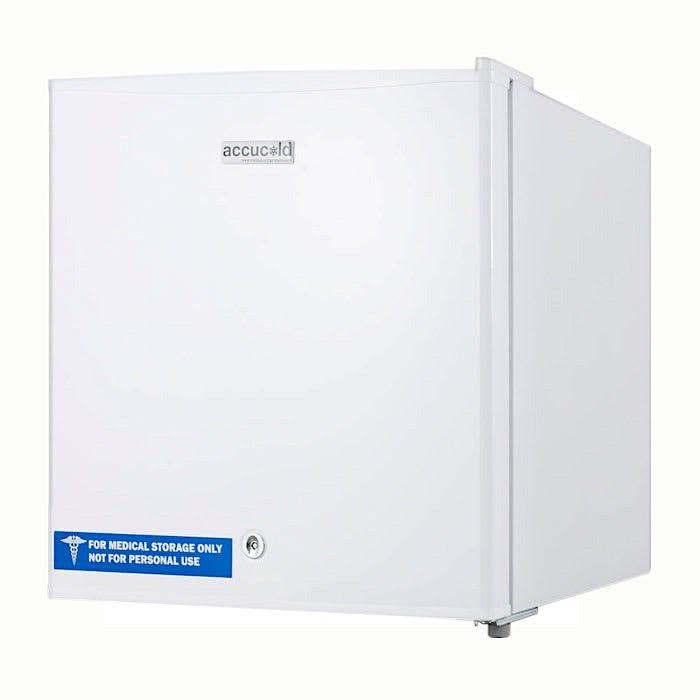 Freezer 1.4 Cu Ft W/ Lock Accucold