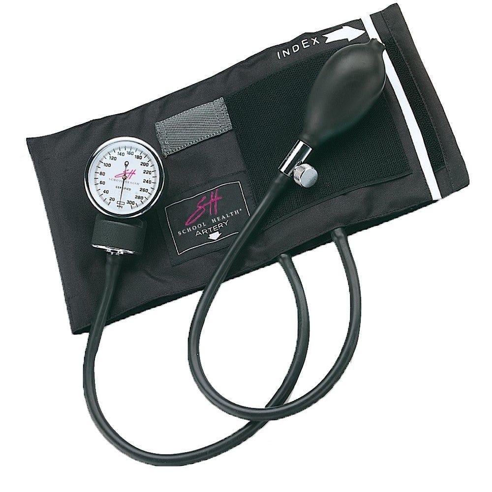 School Health Latex-Free Professional Sphygmomanometers