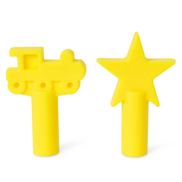 Chew Stixx Shaped Pencil Toppers