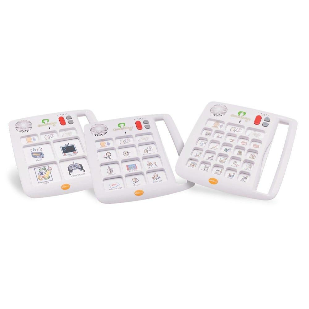QuickTalker Communication Devices