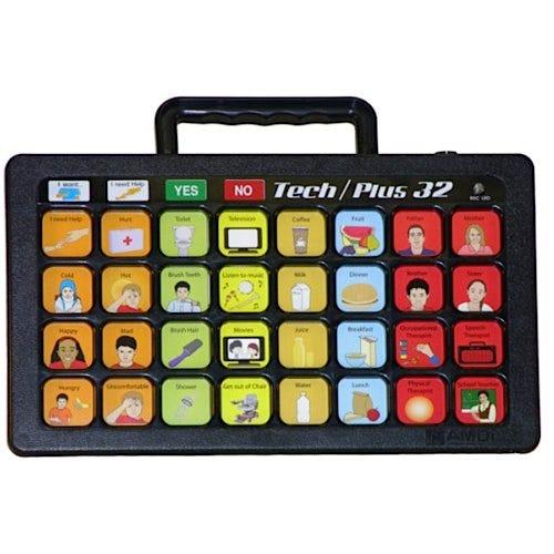 Tech/Plus 32 12-Level Communication Devices