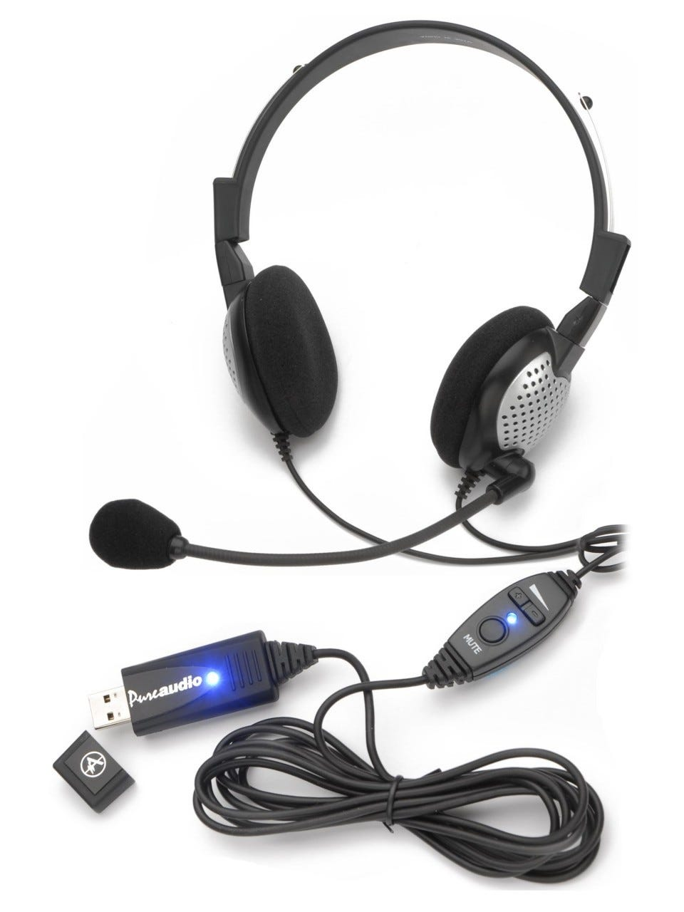 Andrea NC-Series High Fidelity Voice Input Headsets