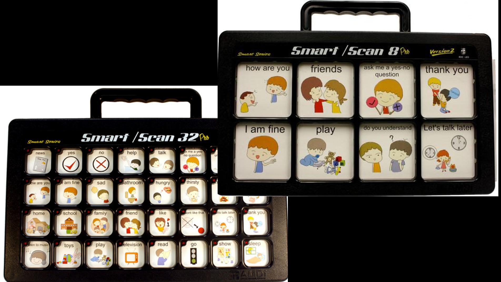Smart/Scan Pro Communication Device