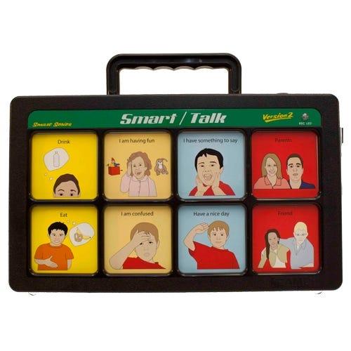 Smart/Talk Communication Device