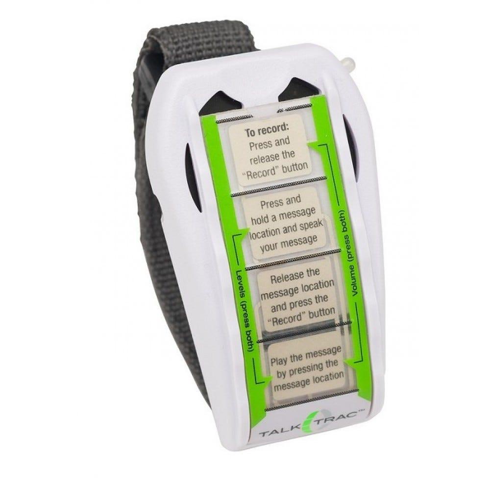 AbleNet TalkTrac Wearable Communicator