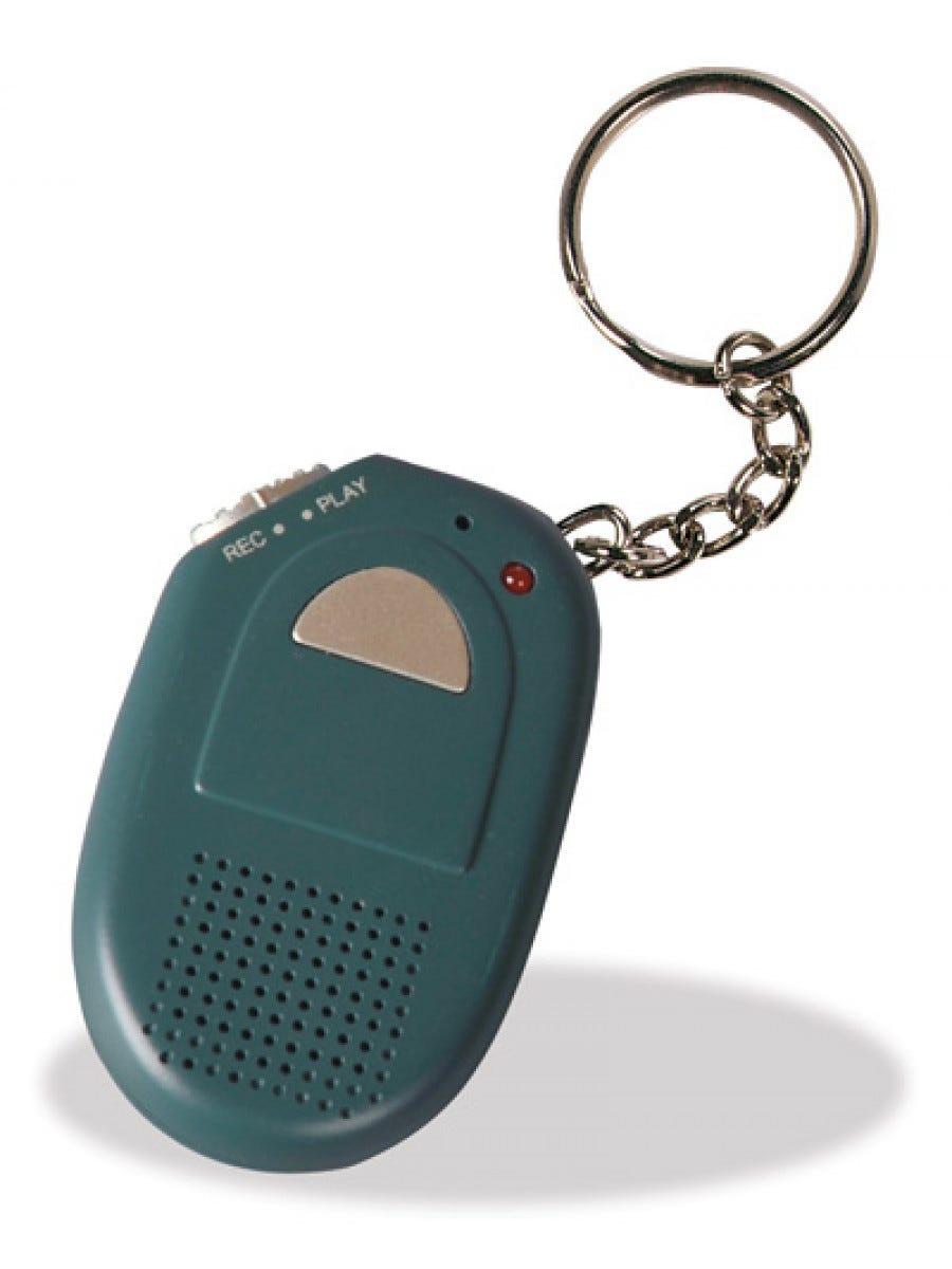 Attainment Key Chain Talker