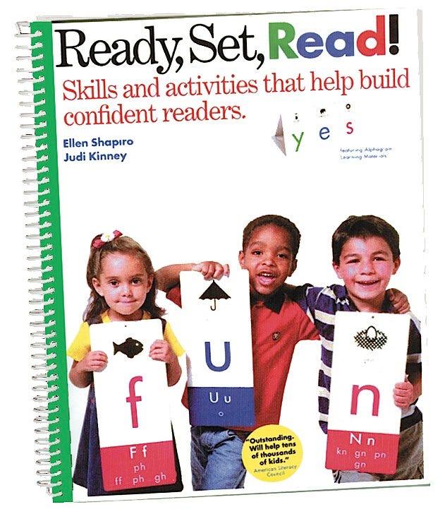 Ready, Set, Read! Program