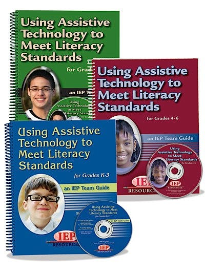 Using AT to Meet Literacy Standards