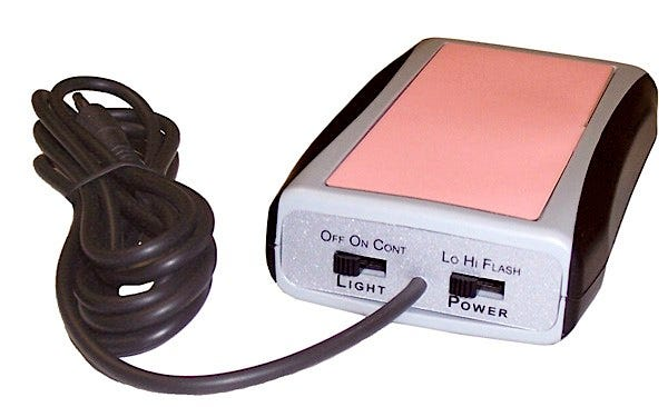 Bright Box Lighted Switches
